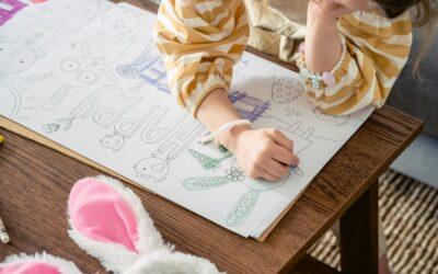 Giv dit barn den fornødne frihed til at skabe historier