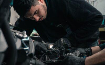 Undgå uønskede skadedyr i dit motorrum
