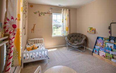 Gode råd til indretningen af børneværelset i boligen